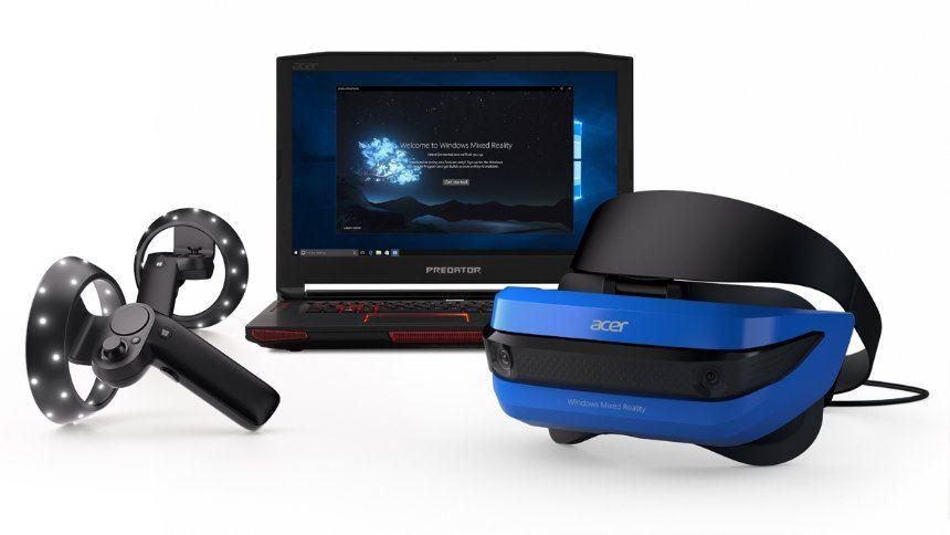 Virtual Reality wird jetzt leistbar